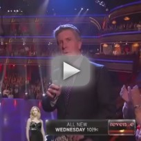 Nancy Grace on Dancing With the Stars (Week 4)