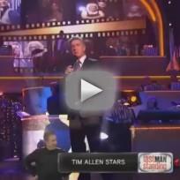 Ricki Lake on Dancing With the Stars (Week 4)