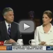 Michele Bachmann on Herman Cain 9-9-9 Plan