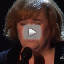 Susan boyle unchained melody dwts performance