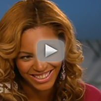 Beyonce Sunday Night Interview
