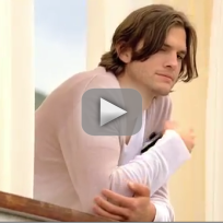 Ashton Kutcher Nikon Ad