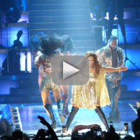 Jennifer Lopez Mohegan Sun Performance