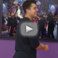Rob Kardashian on Dancing With the Stars (Week 6)