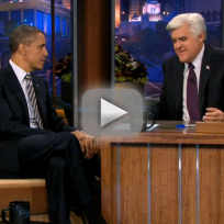 Barack Obama on The Tonight Show, Part III