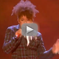 Rachel Crow Live Performance