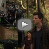 Breaking Dawn: Behind the Scenes Look