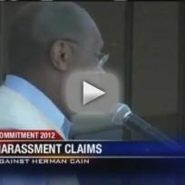 Herman Cain: I Did Not Sexually Harass Anyone