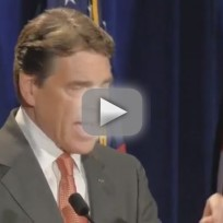 Faux Rick Perry Campaign Video