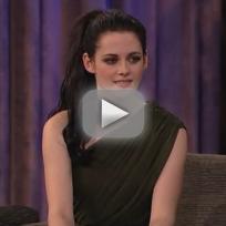 Kristen Stewart on Jimmy Kimmel Live: Part Two