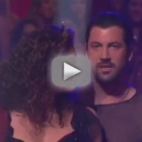 Hope Solo on Dancing With the Stars (Week 9 - Paso Doble)