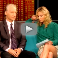 Elisabeth-hasselbeck-versus-bill-maher-on-the-view