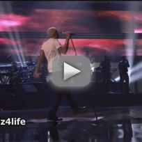 Chris Brown - All Back (American Music Awards)