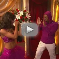J.R. Martinez on Dancing With the Stars (Finals - Freestyle)