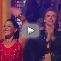 Ricki Lake on Dancing With the Stars (Finals - Cha Cha)