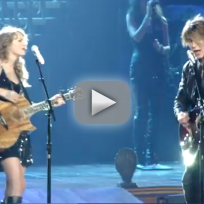 Taylor Swift and Johnny Rzeznik - Iris (Live)
