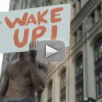 Miley Cyrus Defends Occupy Wall Street