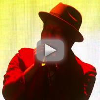 Bruno Mars - It Will Rain (Live)