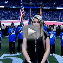 Lauren alaina national anthem mistake