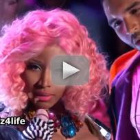 Nicki Minaj - Super Bass (Victoria's Secret Fashion Show)