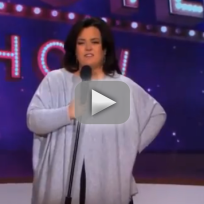 Rosie odonnell slams david letterman