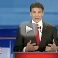 Rick Perry Loves Tim Tebow!
