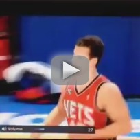 Kris Humphries Booed at Madison Square Garden