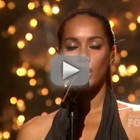 Leona lewis run the x factor finale