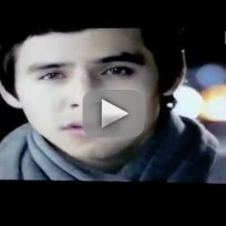 David archuleta wait official music video