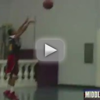 Damon Harge: 6th Grade Basketball Phenom