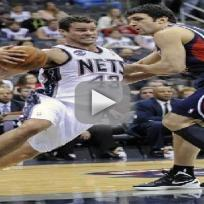 Kris Humphries, Nets Crushed by Hawks