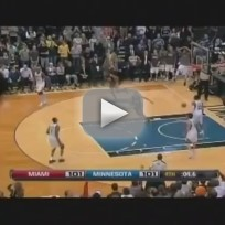LeBron James-Dwyane Wade Game-Winning Alley-Oop