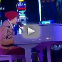 Justin Bieber and Carlos Santana - Let It Be