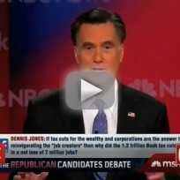 New Hampshire Republican Debate in 100 Seconds