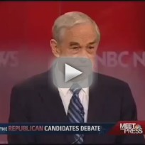 GOP Debate Highlights: Ron Paul Edition!