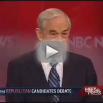 GOP Debate Highlights: Ron Paul Edition!