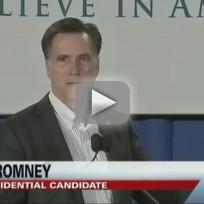 Mitt Romney: You're Fired!