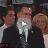 Mitt Romney Speech After New Hampshire Primary