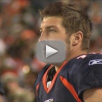 John Parr - Tim Tebow's Fire!