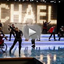 Glee Michael Jackson Tribute Promo