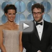 Seth rogen massive erection joke