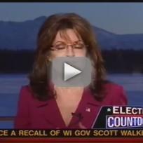 Sarah Palin Supports Newt