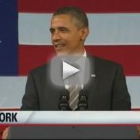 Obama Sings Al Green