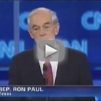 Florida GOP Debate Highlights: Ron Paul Edition!