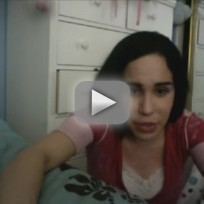 Octomom on UStream