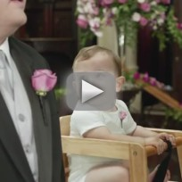 E TRADE Super Bowl Ad - Baby Best Man