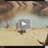 John Carter Super Bowl Trailer