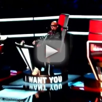 Chris Mann: The Voice Audition