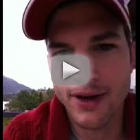 Ashton Kutcher Birthday Wish