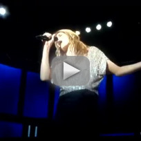 Shannon magrane what a wonderful world american idol audition